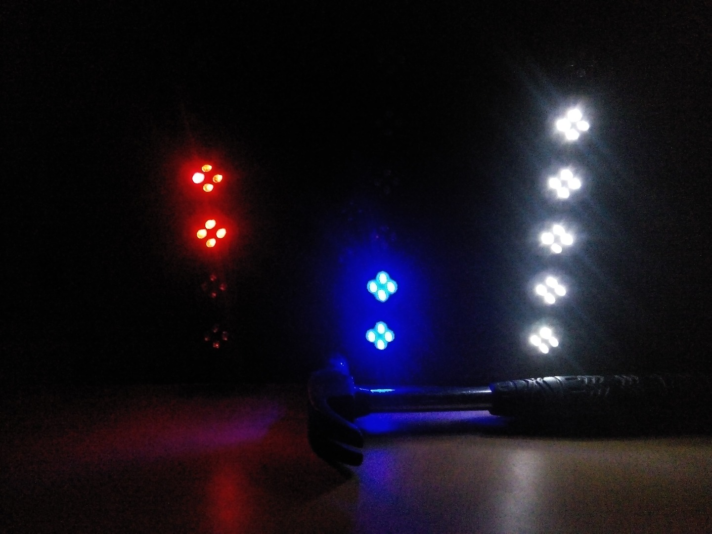 Picture of Pure Binary LED Wall Clock With Arduino