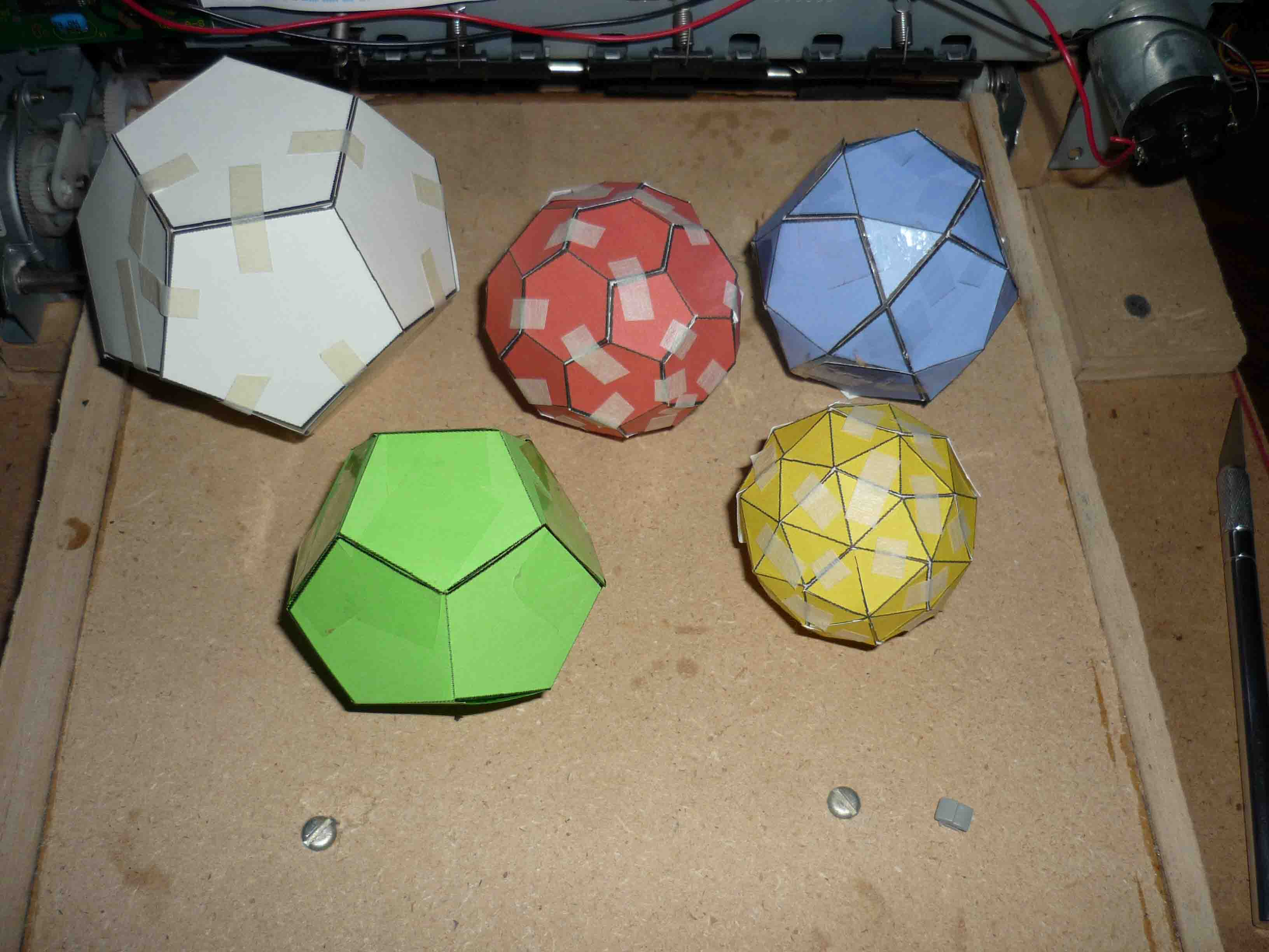 Origami Soccer Ball – How to Make Paper Soccer Ball Step by Step ... | 2448x3264