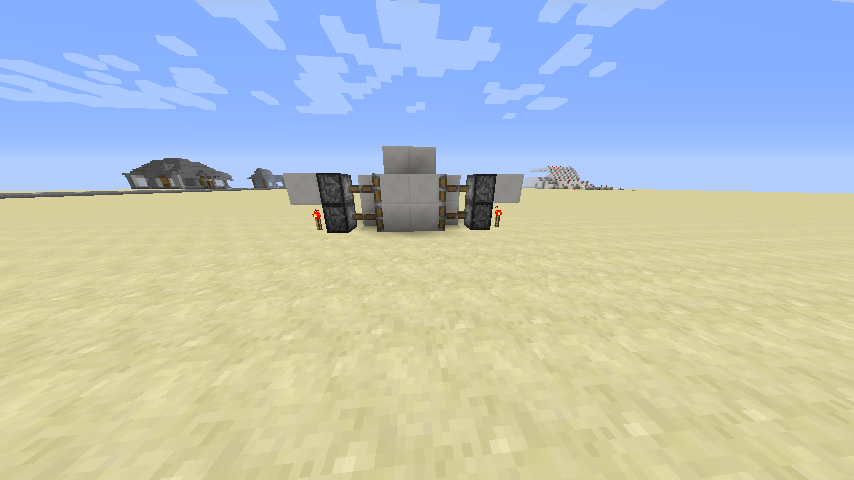 Picture of Step 2: Placing Pistons and Turning Them On