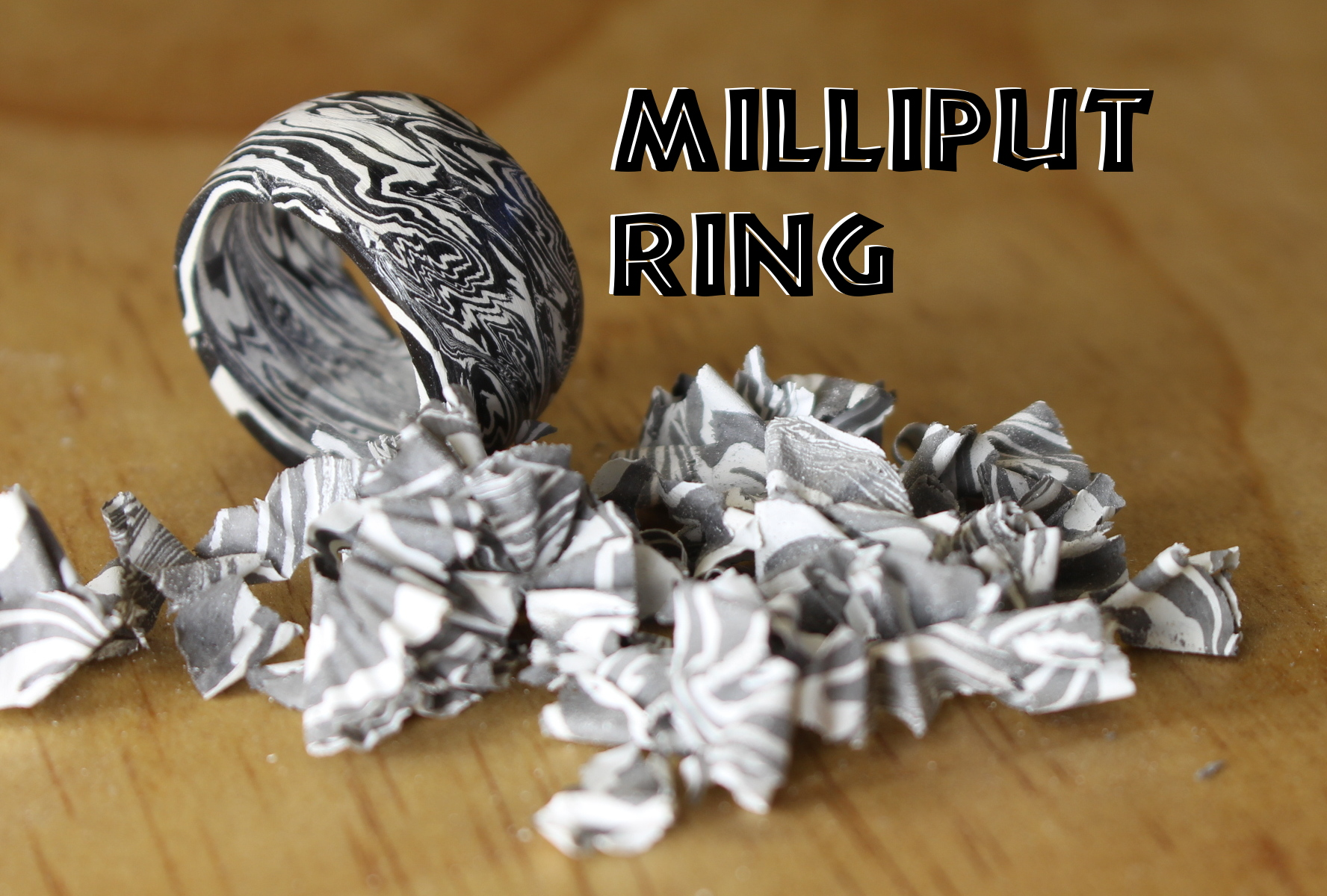 Picture of Milliput Ring