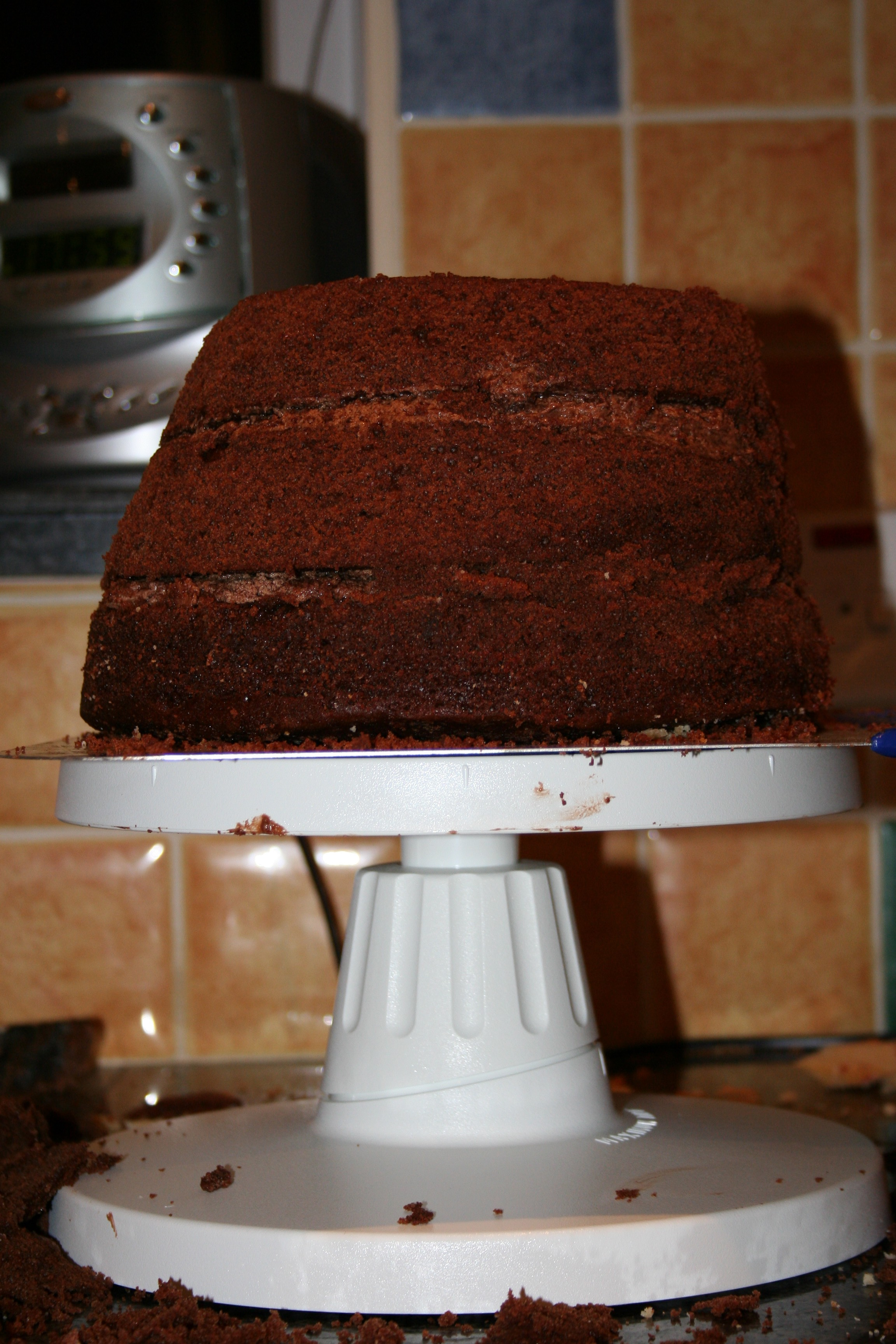 Picture of The Chocolate Cake Part