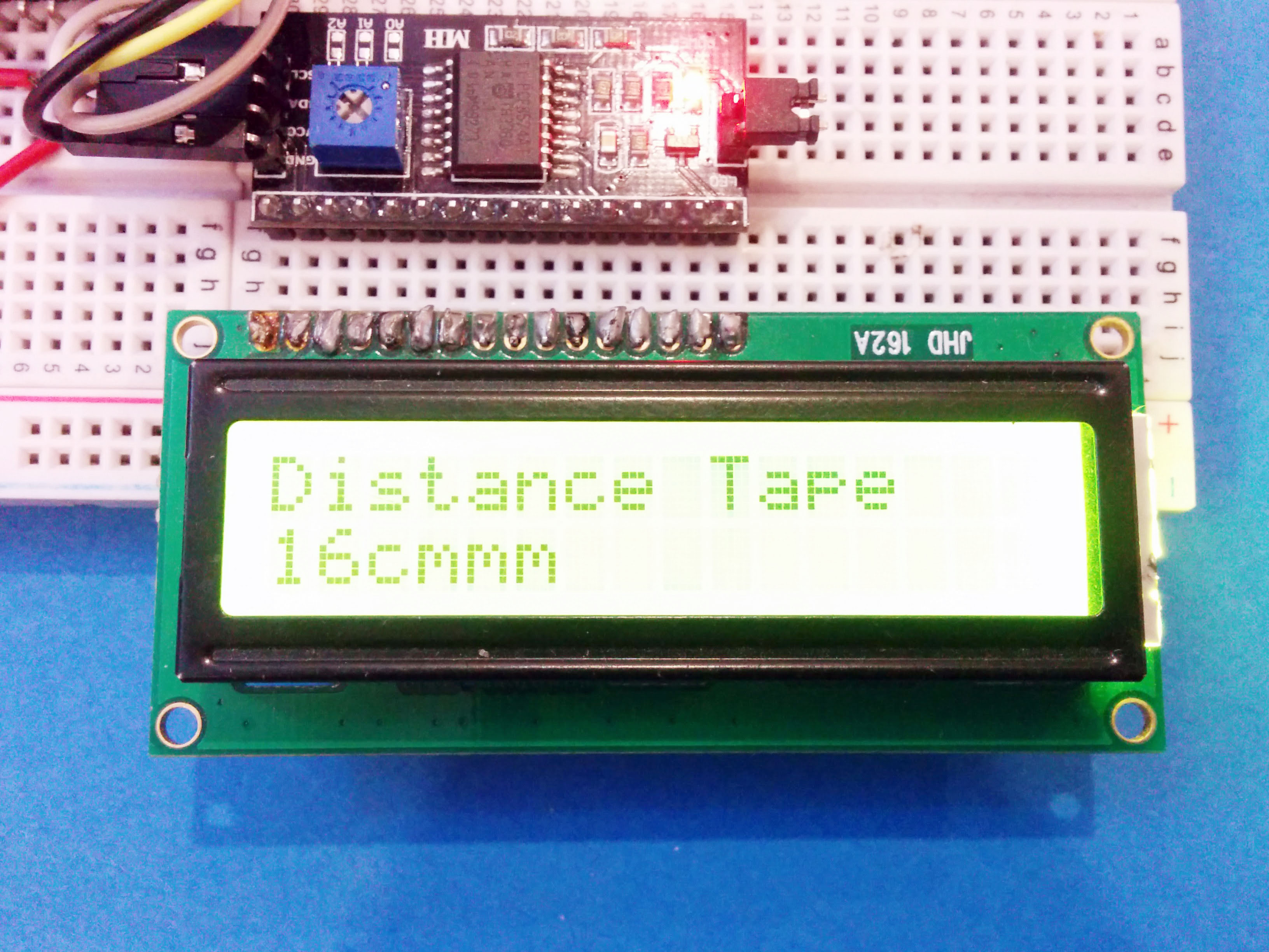 Picture of LCD