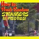 Prank RANDOM STRANGERS...
