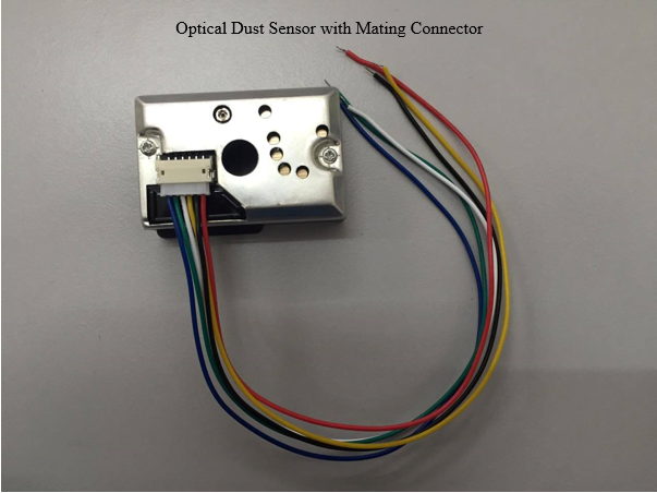 Picture of How to Interface With Optical Dust Sensor