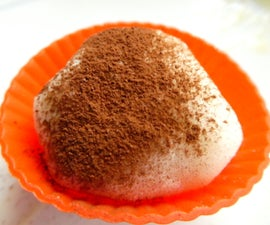 Mochi with Coconut Icecream