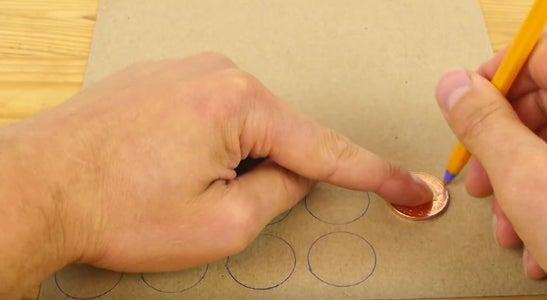 Making Cardboard Circles