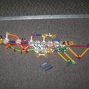 The White Lightning Alien Assualt Rifle