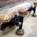 Grow It Yourself - Mycelium Longboard / Pennyboard