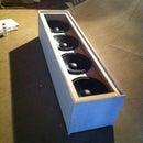 Custom ShopBot Speaker Box
