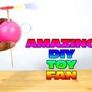 DIY Toy Fan