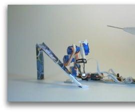 Micro Servo Robot Arm