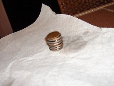 Penny and Nickel Battery