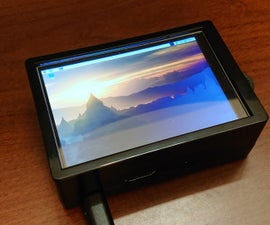 Rotate Raspberry Pi Display and Touchscreen