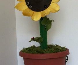 Sunflower Automaton