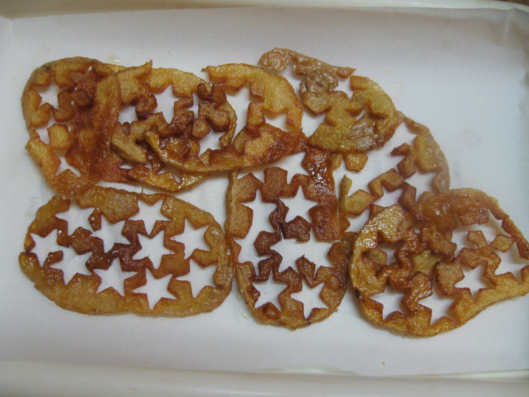 Picture of Star Potato Chips