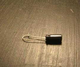 Capacitor Earrings