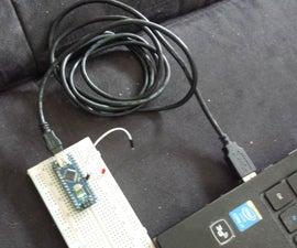 Modbus Mach3 to Arduino(no Additional Hardware) + Brain Setup