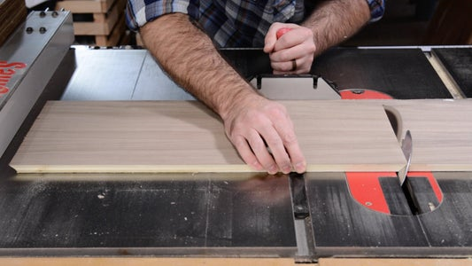 Step 2: Cut the Cabinet Shell