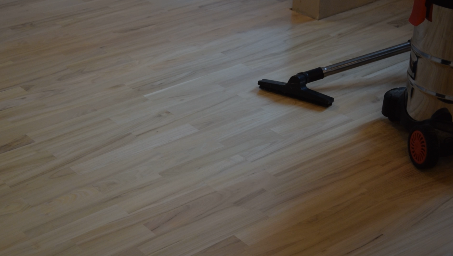 Picture of Preparing the Floor - Very Important Step