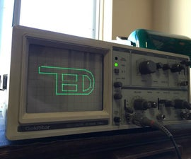 How to Draw on an Oscilloscope With Arduino!
