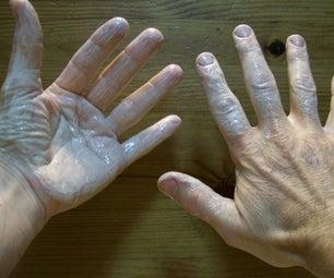 Glue Gloves