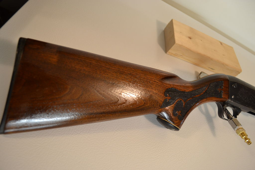 Picture of Refinishing a Gun Stock