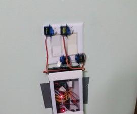 Arduino Room Automation via Bluetooth