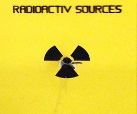Portable Radiation Detector