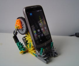 ipod, android knex dock
