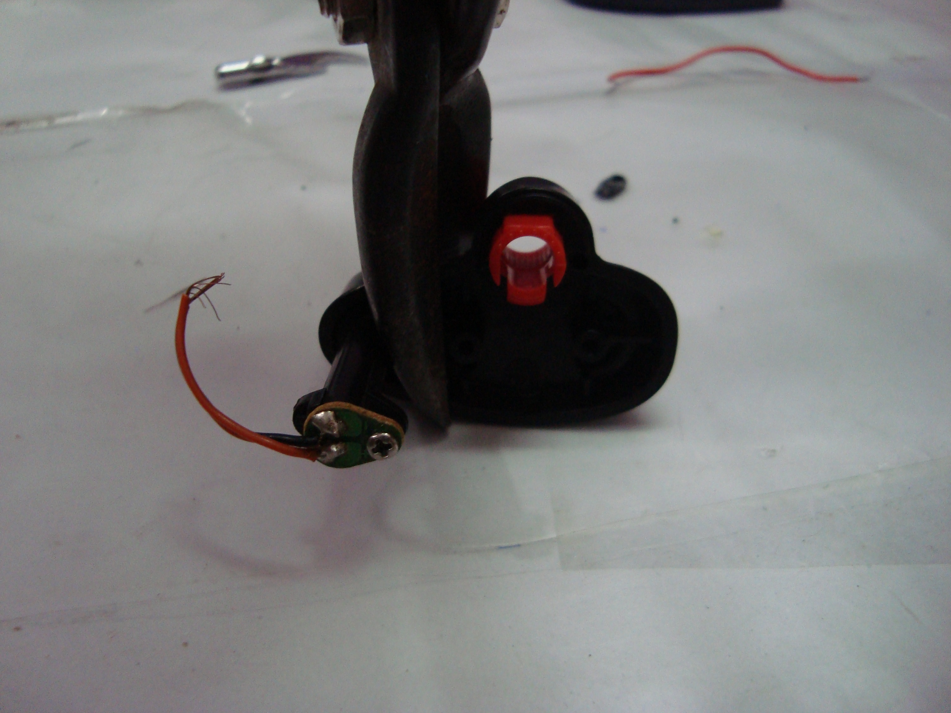 Picture of MODIFY THE SPY GEAR