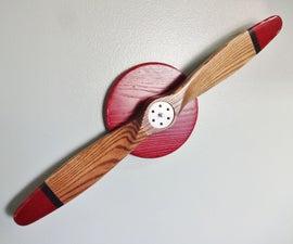 Make a Wooden Propeller