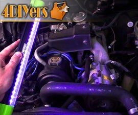 How to Find a Fluid Leak in Your Vehicle