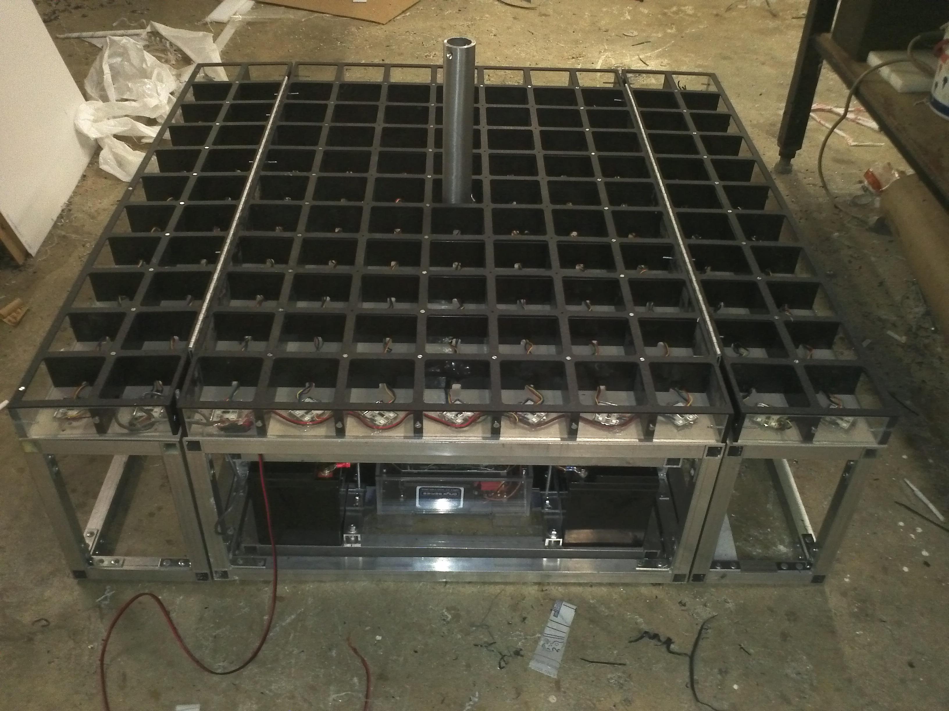 Picture of Installing Floor
