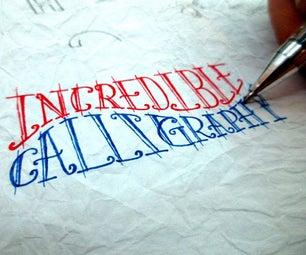 Incredible Calligraphy