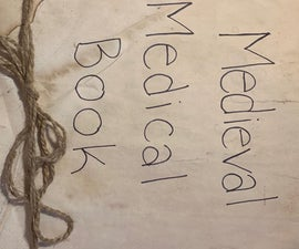Medieval Medical Book