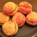 Realistic Peach Cookies