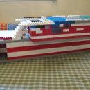 Build a Lego Hamster House!