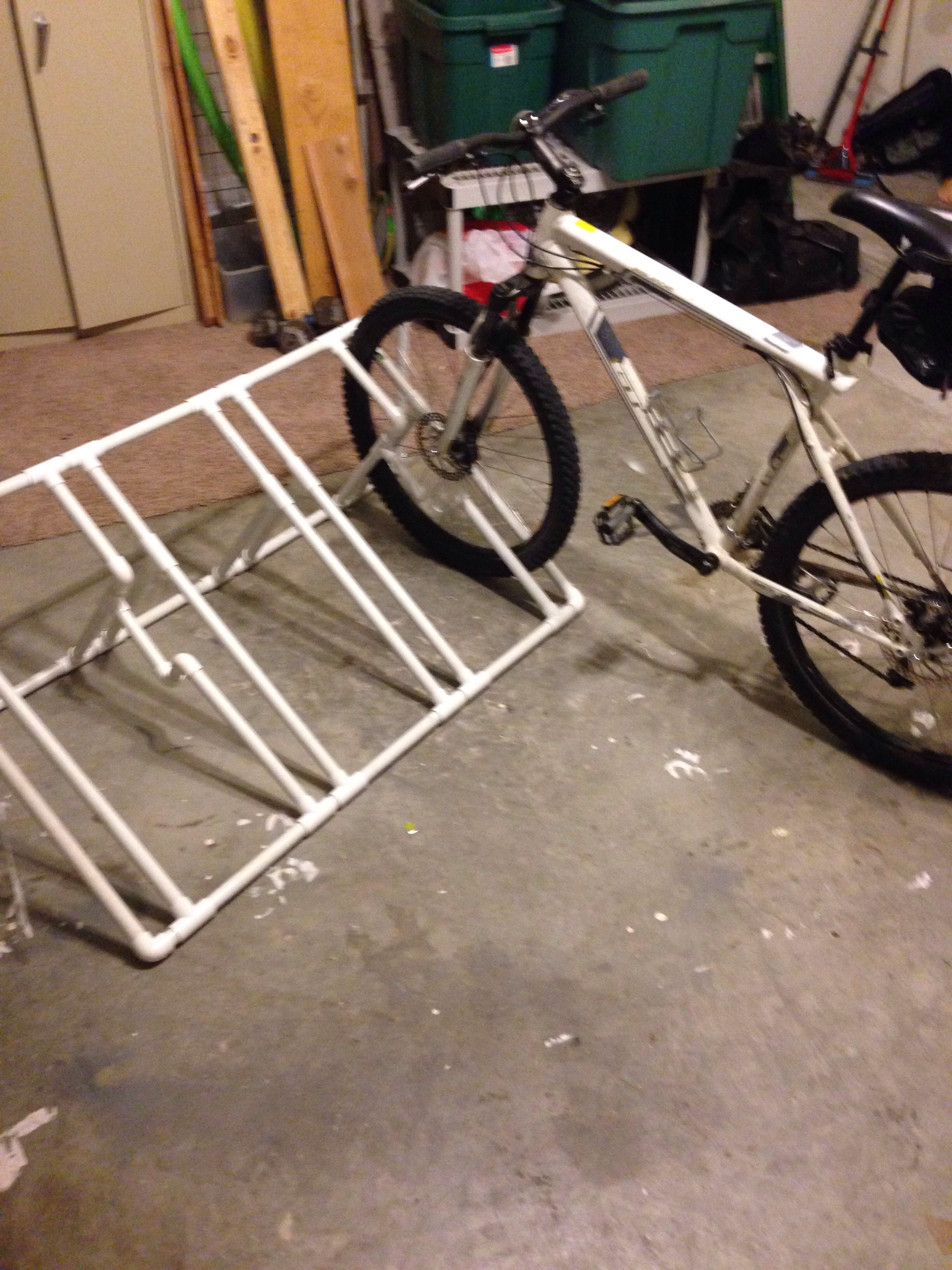 Picture of Bike Rack DIY