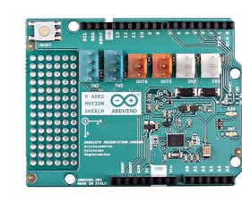 Arduino Motion Shield