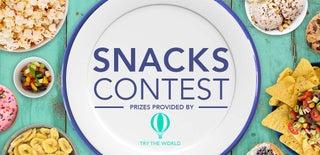 Snacks Contest 2017