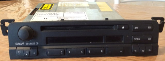Aux Input for BMW 325i Business CD