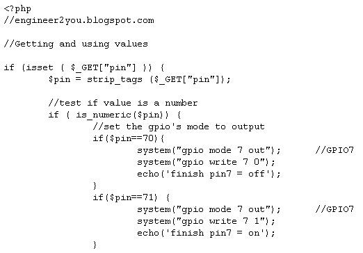 Picture of Make Local Web Server