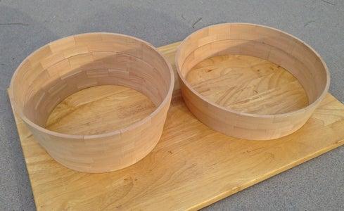 Glue Angled Bowl