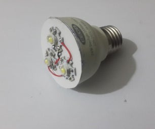 3 Watt Energy Saver