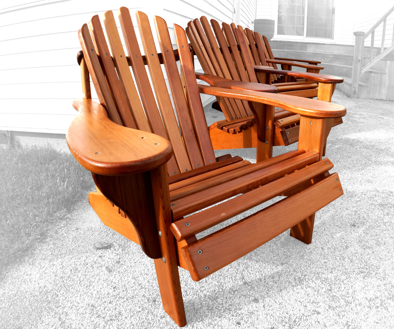 How To Build The Ultimate Adirondack Chair 13 Steps With