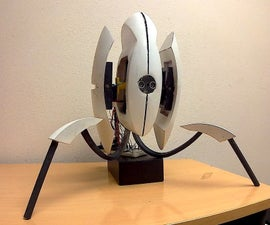 The Aperture Science Sentry Turret With an Arduino