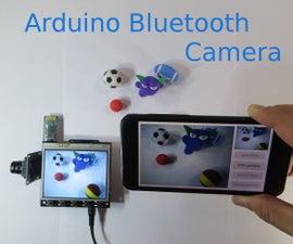 Arduino Bluetooth Camera