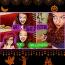 Ariel makeup and hair tutorial for Halloween