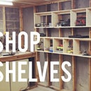 Quick, Easy Shelving for Your Shop or Garage