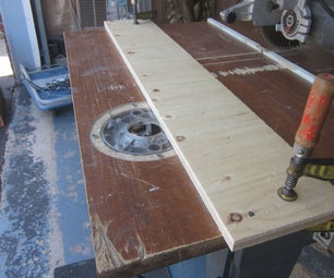 Router Table Hack